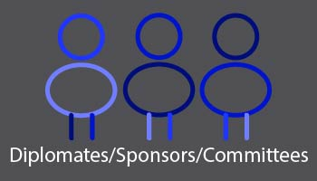 Diplomates, Sponsors, and Committee Information